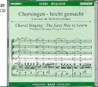CD Chorsingen - leicht gemacht