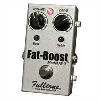 Fulltone Fat-Boost FB-3 Class A Clean-Boost