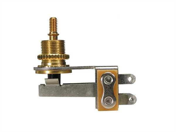 Switchcraft SW-230 G 3-Wege Switch Gold
