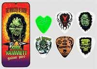 Dunlop Kirk Hammett Monster Loose Pick Tin 6er Set