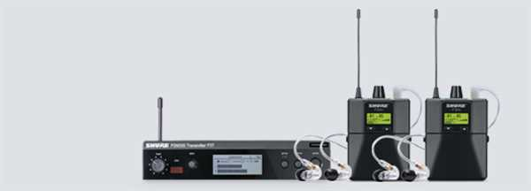 Shure PSM 300 Band Pack - Limited Edition -