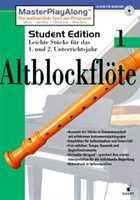Student Edition Altblockflöte 1
