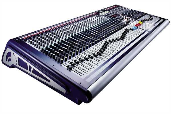 Soundcraft GB 4 16 Kanal Mixer