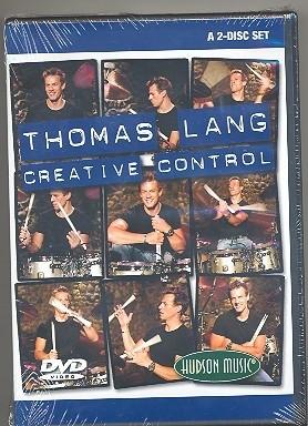 DVD Thomas Lang Creative Control 2-disc Set