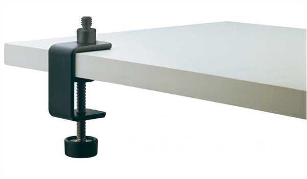 K+M Mikro-Tischklammer 237