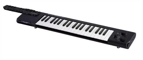 Yamaha SHS500 BK Sonogenic Keytar Umhänge-Keyboard schwarz