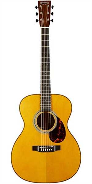 Martin Guitars OMJM John Mayer Signature