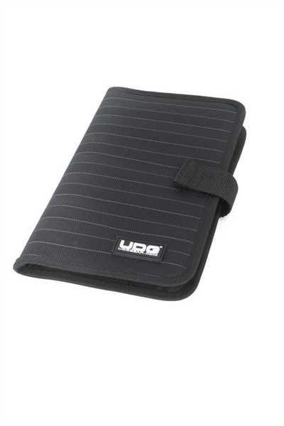 UDG CD-Tasche für 24 CD Wallet Grey Stripes
