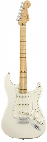 Fender Player Stratocaster® Maple Fingerboard Polar White
