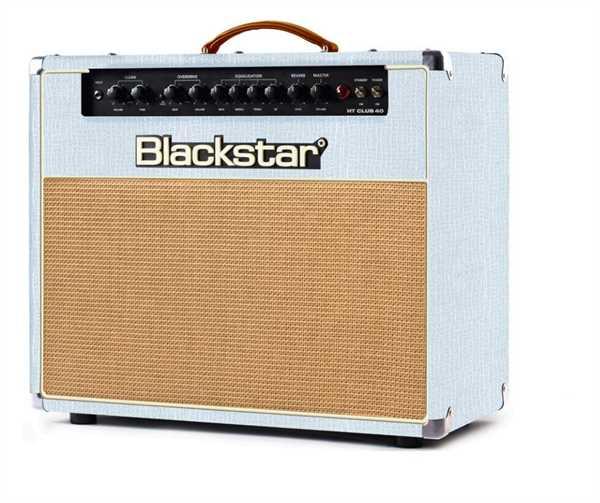 Blackstar HT-40 Club LTD Blue Limited Edition