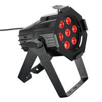 Cameo Studio Mini PAR - 7x3 W TRI Colour LED - schwarz