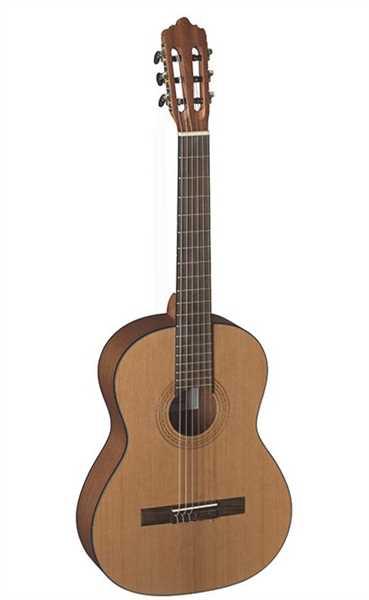 La Mancha Rubinito CM/59 Konzertgitarre 3/4 Zeder massiv