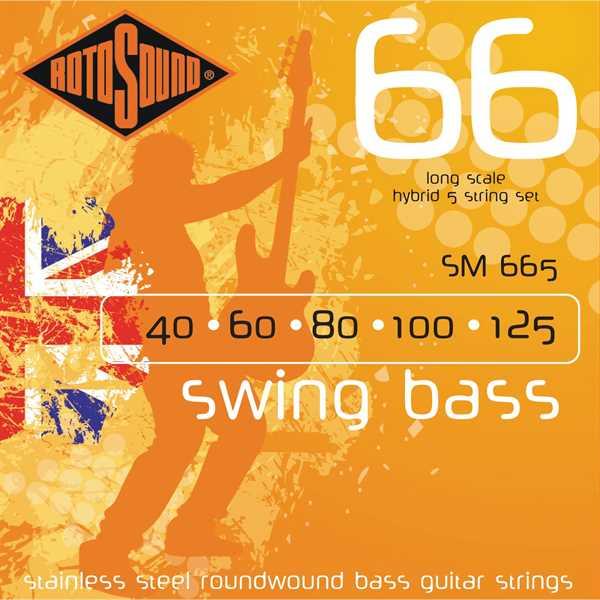 Rotosound Swingbass SM-665