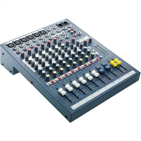 Soundcraft EPM 6 Mischpult (6xMono/2xStereo)