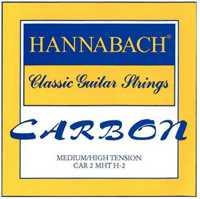 Hannabach Carbon MHT Diskantsatz