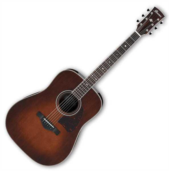 Ibanez AVD10E-BVS Artwood Vintage Brown Violin Sunburst