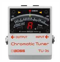 Boss TU-3s chromatisches Stimmgerät