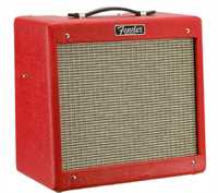 Fender Pro Junior IV Gitarrencombo FSR Brite Red