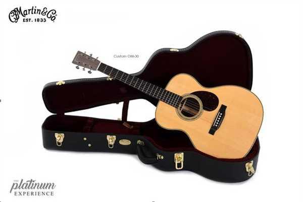 Martin Guitars OM30 Custom
