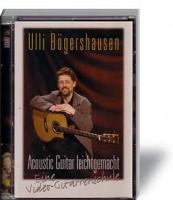 DVD Acoustic Guitar leicht gemacht