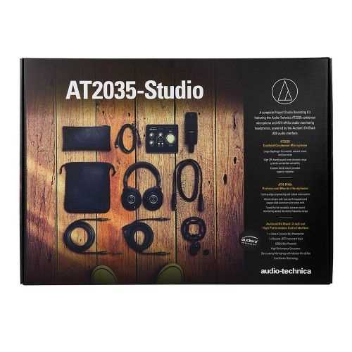 Audio Technica AT 2035 Studio Set