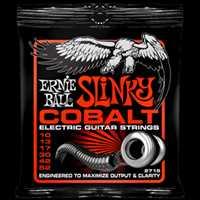 "Ernie Ball 2715 ""Slinky Cobalt"" E-Gitarren Saiten 010-052"