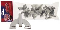 Stagg Bassdrum Claw 3B-HP 10 Stck.