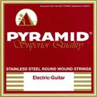 Pyramid 011-060 Stainless Steel E-Gitarre
