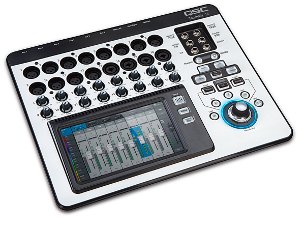QSC Touch Mix-16 Digitalmixer