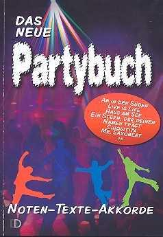 Das Neue Partybuch Songbook Notentexteakkorde Musik Aktiv