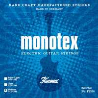 Monotex by Fisoma F2200 Medium E-Gitarrensaiten