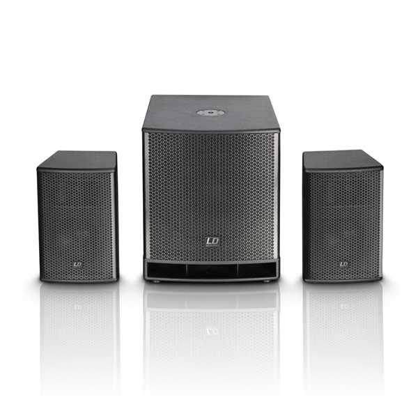 LD Systems Dave 15 G3 PA-System