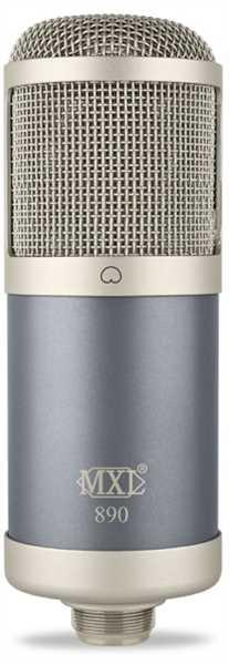 MXL 890 Großmembran Mikrofon