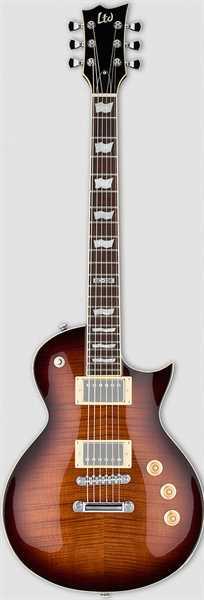 ESP LTD EC-256 Dark Brown Sunburst