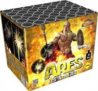 Nico Ares Feuerwerksbatterie 35 Schuß ca. 70 Sek. 60m Kaliber 25