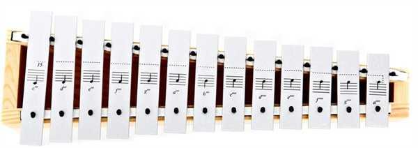 Sonor SGP Sopran Glockenspiel c3-a4 Primary SCH95