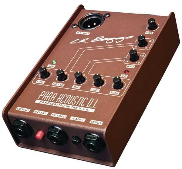 LR Baggs Para Acoustic DI Preamp, Vorverstärker