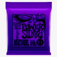 """Ernie Ball 2220 """"Power Slinky"""" E-Gitarren Saitenset .011-.048"""