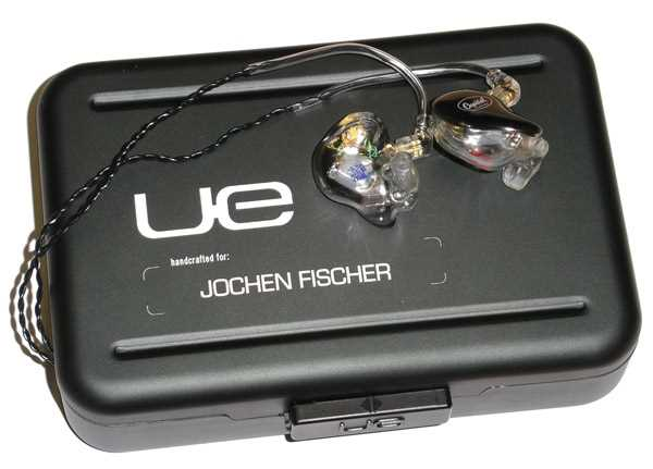 Ultimate Ears UE Reference Studio-In-Ear