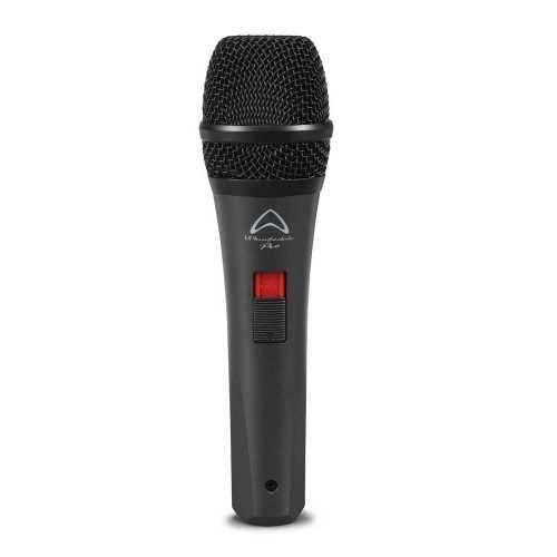 Wharfedale DM-5.0S Dynamisches Mikrofon inkl. XLR-Kabel
