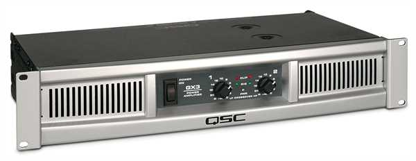 QSC GX 3 Endstufe
