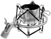 MXL 57 Silber Mikrofon-Spinne (46-49mm)