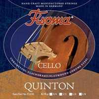 Cello Fisoma Quinton 1/2 Saiten Satz