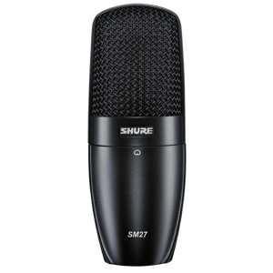 Shure SM 27-LC Großmembran Kondensatormikrofon