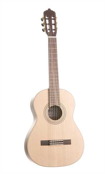 La Mancha Rubi CM/59 Konzertgitarre 3/4 Zeder massiv
