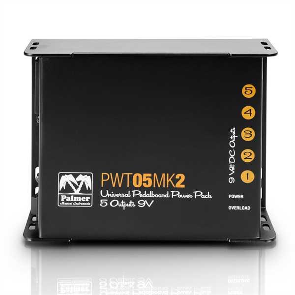 Palmer PWT 05 MKII Power Supply Pedalboard-Netzteil