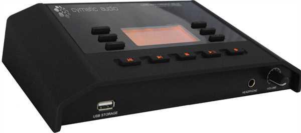 Cymatic Audio LR-16 Live Recorder & USB Interface