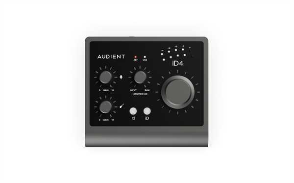 Audient ID4 Mk2 Audio-Interface