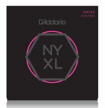 D'Addario NYXL 0942 Saitenset 009-042 3er Pack