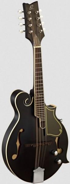 Ortega F-Style Mandoline Satin Black